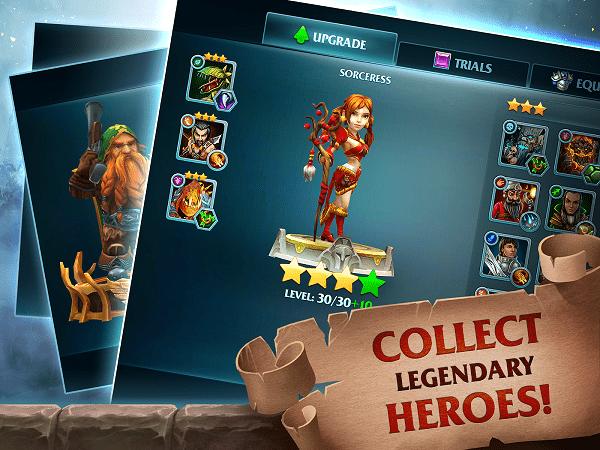 call of duty heroes apk mod 4.6.0
