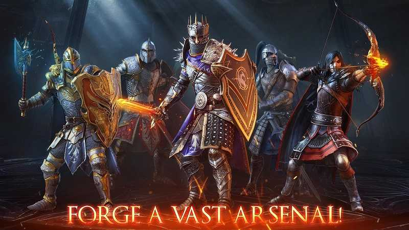 Iron Blade Medieval Legends Android APK MOD Patched