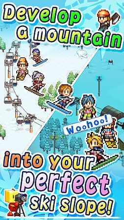 Ski Resort Building Games