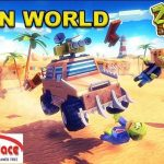 Zombie Offroad Safari MOD APK Unlimited Money 1.2.1