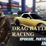 Drag Battle racing MOD APK Unlimited Gold