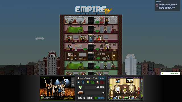 Empire TV Tycoon APK MOD Android Unlimited Money - AndroPalace
