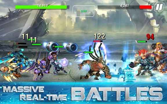 heroes of soulcraft mod apk revdl