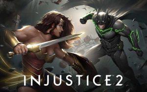 Injustice 2 MEGA MOD APK NOROOT