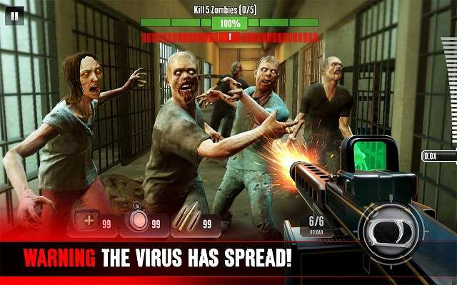 kill shot bravo apk data offline