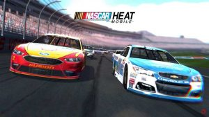 NASCAR Heat Mobile MOD APK v1.2.1 Unlimited Money Terbaru