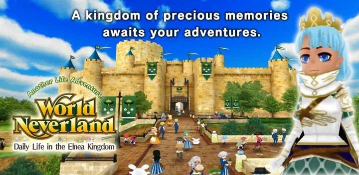 elnea kingdom mod apk 2.1.34