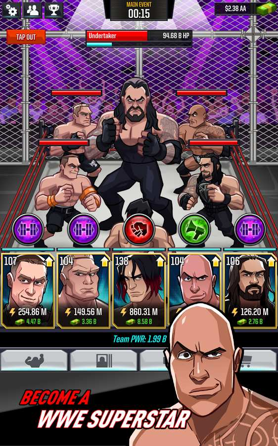 wwe 2k16 download apk and obb file