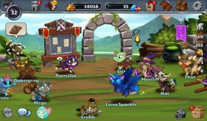 Castle Cats MOD APK Unlimited Gold Gems 2 7 - AndroPalace