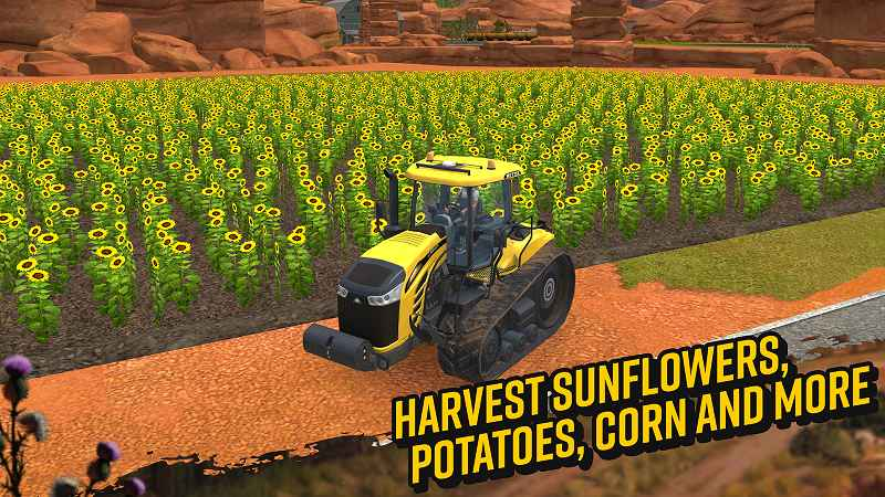 Farming Simulator 18 APK MOD Unlimited Money 1 4 0 1 - AndroPalace