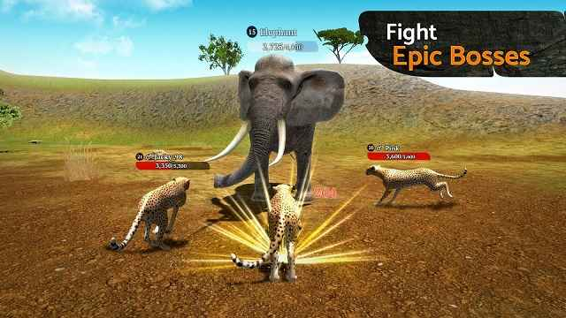 The Cheetah MOD APK Unlimited Money Open World RPG - AndroPalace
