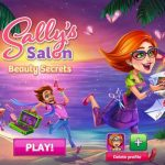 Sally's Salon Beauty Secrets Full Version MOD APK Unlocked