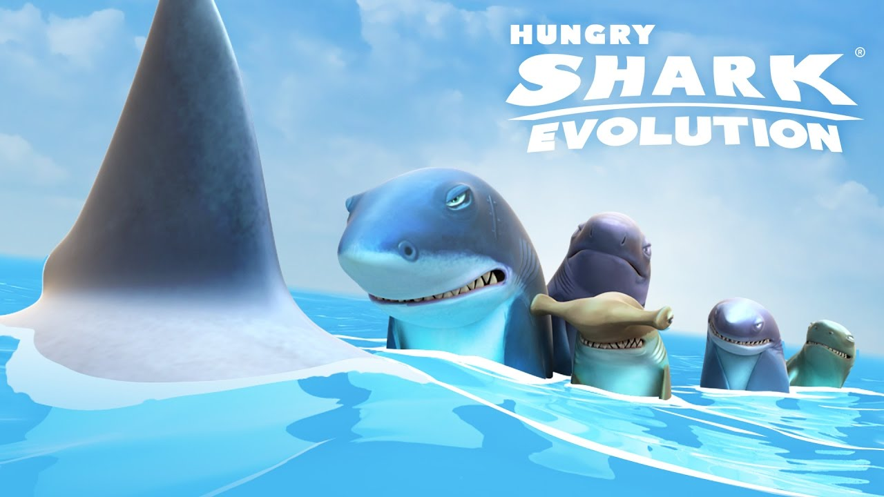 hungry shark world evolution mod apk unlimited money and gems