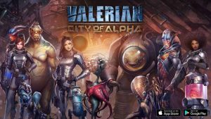 Strategy game valerian