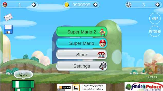 mario hack mod apk download