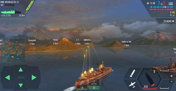 Скачать Battle of Warships на Андроид - Взлом Все …