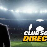 Club Soccer Director MOD APK Infinite Gold Coins 2.0.6