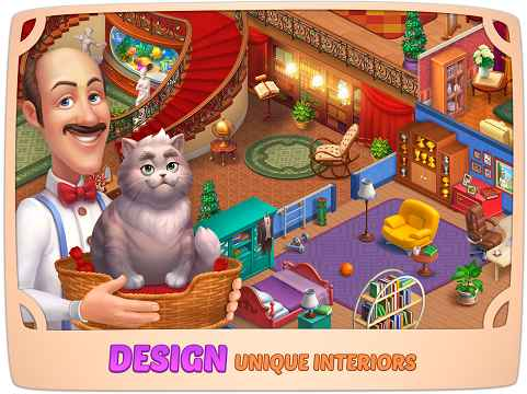 homescapes hack apk download for android