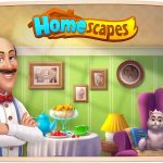 Homescapes MOD APK Unlimited Coins/Lives 1.1.0.900