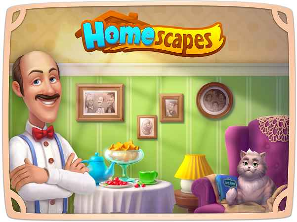 Homescapes MOD APK 2 9 4 900 (Unlimited Money) - AndroPalace