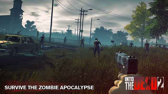 Into the Dead 2 MOD APK Unlimited Money | Ammo 1 24 0 - AndroPalace