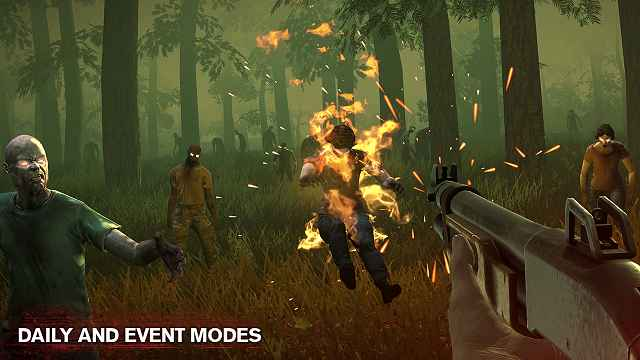 download game mad zombies mod apk android 1