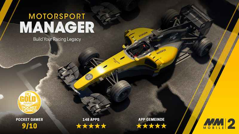 Motorsport Manager Mobile 2 APK MOD Lots Of Money 1 1 1 - AndroPalace