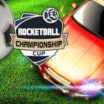Rocketball Championship Cup MOD APK Rocket League On Android