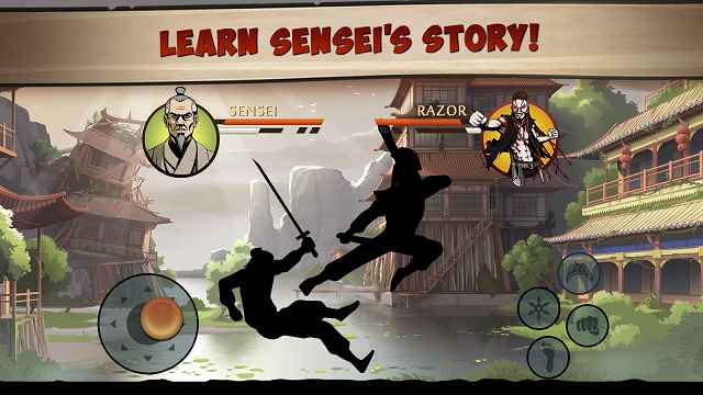 shadow fight 2 apk hack unlimited money and gems