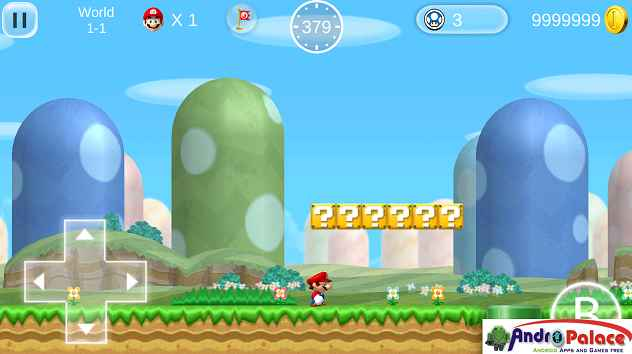 Super Mario 2 HD APK MOD Unlimited Coins Offline Android - AndroPalace