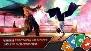 TEKKEN Hack Apk For Android All Region Free