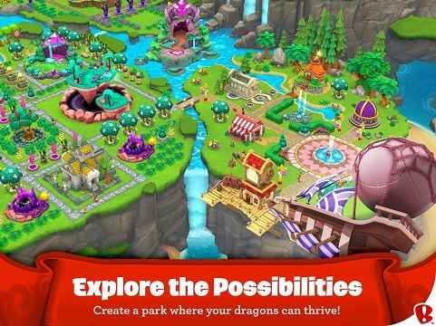DragonVale World MOD APK Unlimited Money 1 14 0 - AndroPalace