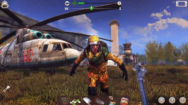 zombie raiders beta hack apk
