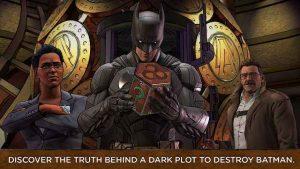 Batman The Enemy Within Mod Apk Full Unlocked