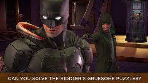 Full Unlocked Batman The Enemy Within Mod Apk