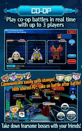 digimon links mod apk 2.6.0