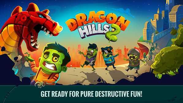 dragon hills mod apk new version