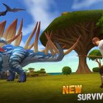The Ark of Craft 2 Jurassic Survival Island MOD APK