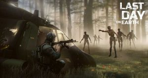 Last Day On Earth 1.7.3 MOD APK Survival