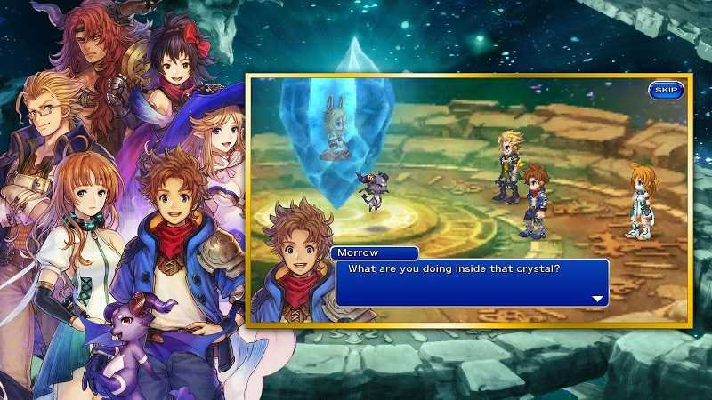 final fantasy dimensions 2 apk