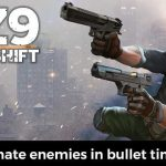 FZ9 Timeshift MOD APK 2.2.0 Legacy of Cold War