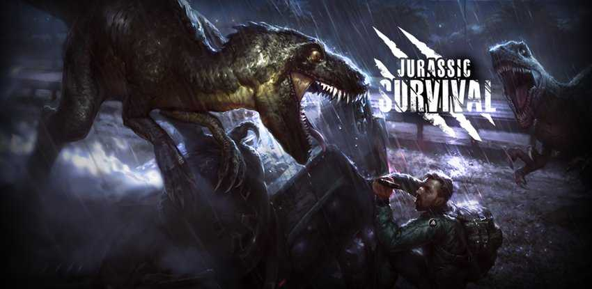 Jurassic Survival MOD APK Unlimited Money 1.1.6 - AndroPalace