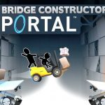 Bridge Constructor Portal APK MOD Android