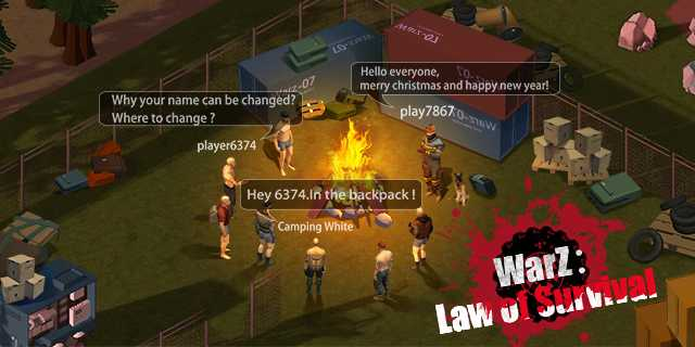 warz law of survival mod apk 2018