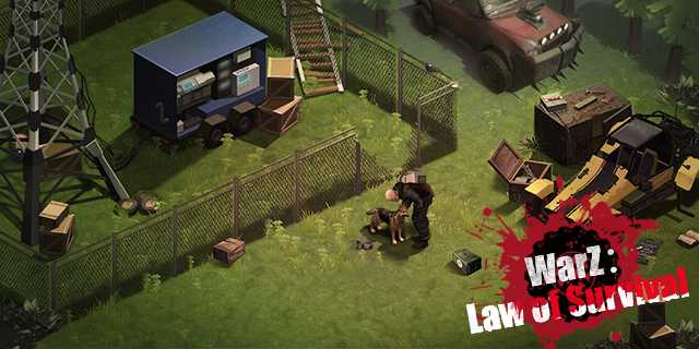WarZ Law of Survival2 MOD APK 2 1 1 - AndroPalace