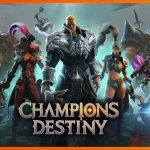 Champions Destiny MOD APK Android MOBA