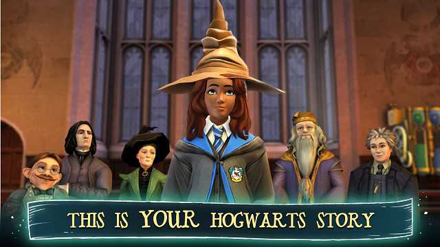 Harry Potter Hogwarts Mystery MOD APK 1 19 0 (Unlimited Money