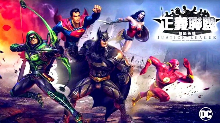 Justice League Superheroes APK MOD Android - AndroPalace