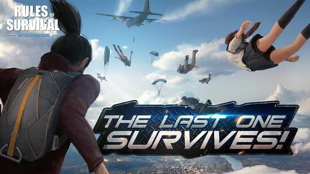 RULES OF SURVIVAL APK MOD PUBG Android Download - AndroPalace
