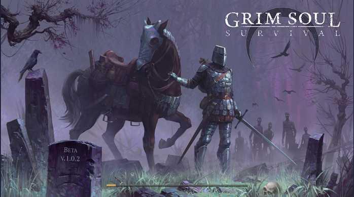 Grim Soul Dark Fantasy Survival v 2.5.1 Mod APK